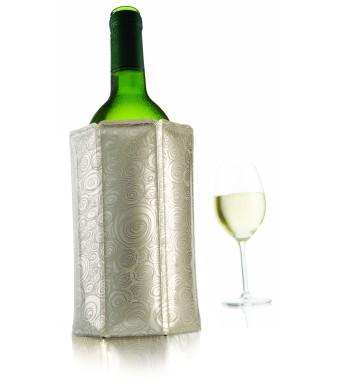 קולר לבקבוק יין פלטינום ואקובין Vacu Vin + הנחה 10% לנרשמים לניוזלטר