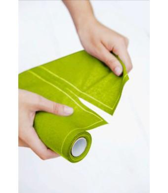 MYdrap - מיידרפ-גליל פלייסמט 12 Placemat בד 48/32 ירוק פיסטוק - הזמינו היום 3 גלילים וקבלו בקופה 50% הנחה!