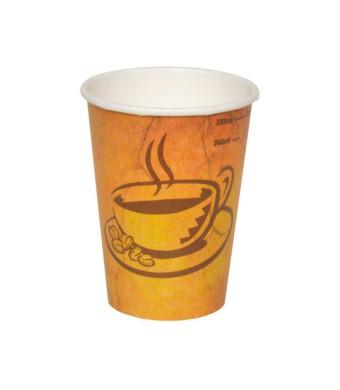 כוסות נייר גרניט Café Marble - כוסות נייר לשתיה חמה 250 מ״ל - קרטון 1000 כוסות במחיר מיוחד ללקוחות BRASS + מקבלים דיספנסר לכוסות נייר אוניברסלי למטבח ב10ש״ח בלבד!