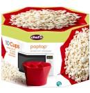 PopTop המקורי להכנת פופקורן טעים ובריא Chef'n - בלי כימיקלים מיותרים, ללא BPA - הנחה 10% לנרשמים לניוזלטר
