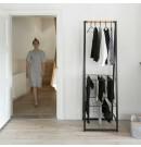 LINN מתלה בגדים עומד צר, שחור - Brabantia+ משלוח חינם + עכשיו במבצע 30% הנחה