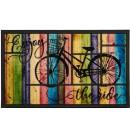 שטיח סף 45/75 ס״מ אופניים LAKO+ הנחה 10% לנרשמים לניוזלטר