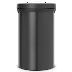 פח 60 ליטר BIG BIN שחור מט Brabantia + הנחה 10% לנרשמים לניוזלטר
