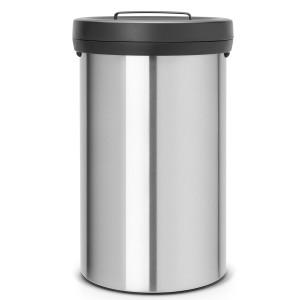 פח 60 ליטר BIG BIN מט FPP / מכסה שחור Brabantia + הנחה 10% לנרשמים לניוזלטר