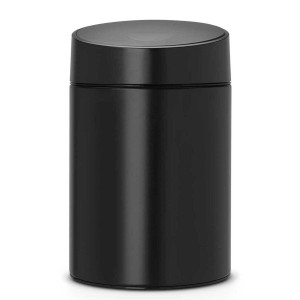 פח אשפה סלייד 5 ליטר שחור Brabantia + הנחה 10% לנרשמים לניוזלטר