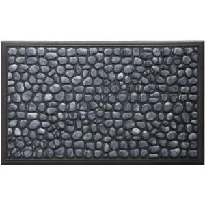 שטיח סף 45/75 ס״מ חלוקי נחל LAKO+ הנחה 10% לנרשמים לניוזלטר