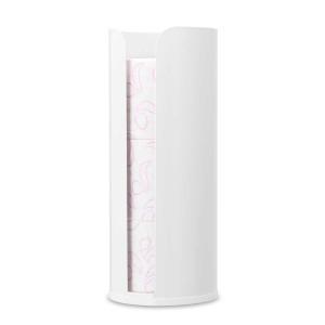 דיספנסר לגלילי נייר טואלט לבן Brabantia - ReNew+ הנחה 10% לנרשמים לניוזלטר