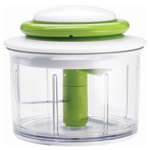 VeggiChop מעבד מזון ידני, ללא חשמל Chef'n, ללא BPA + הנחה 10% לנרשמים לניוזלטר