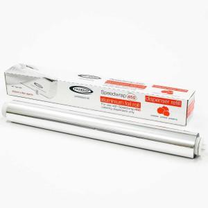רדיד אלומיניום Speedwrap 450 - גליל מילוי למכשיר עטיפה מקצועי + עד 35% הנחת כמות
