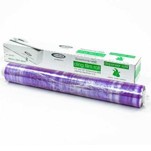 ניילון נצמד Speedwrap 450 - גליל מילוי למכשיר עטיפה מקצועי + עד 35% הנחת כמות