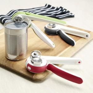 פותחן שימורים ביד אחת Chef'n + הנחה 10% לנרשמים לניוזלטר